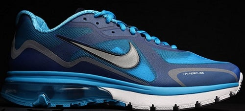 Nike Air Max Alpha 2011 - Blue Glow