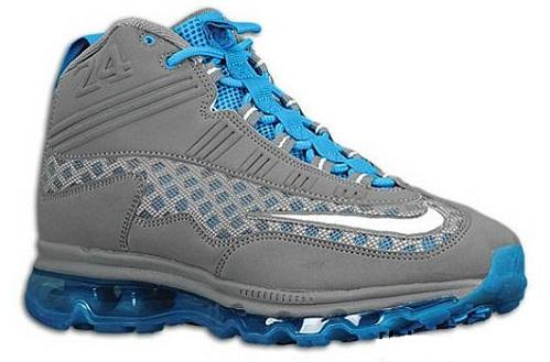 Nike Air Max Jr - Grey/Blue Glow