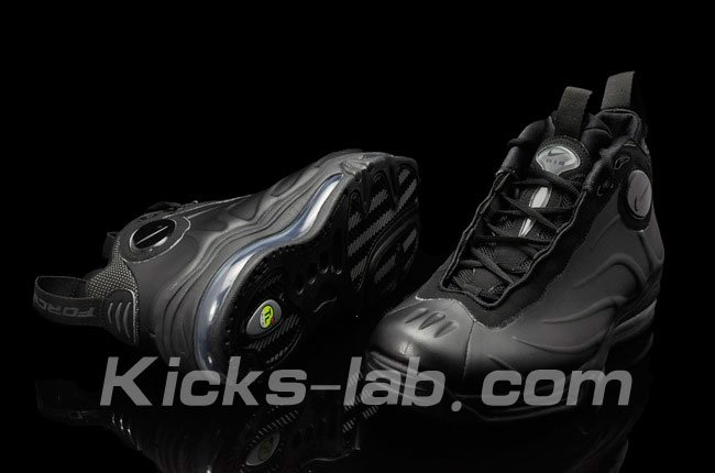 Nike-Air-Total-Foamposite-Max-Black-Black-Anthracite-Release-Information
