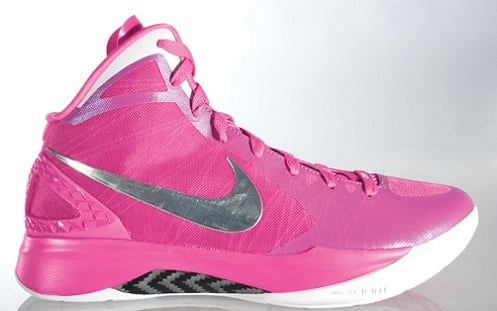 """Nike Hyperdunk 2011 """"Think Pink"""" Available Now"""