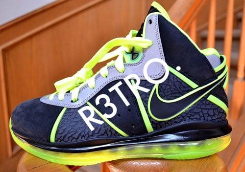 "Nike LeBron 8 - DJ Clark Kent ""112"""