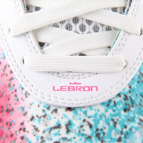 "Nike LeBron 8 V2 Low ""Miami Nights"" - More Images"