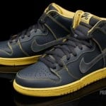 Nike SB Dunk High Anthracite/Gold – New Images