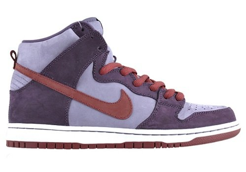 "Nike SB Dunk High ""Plum"""
