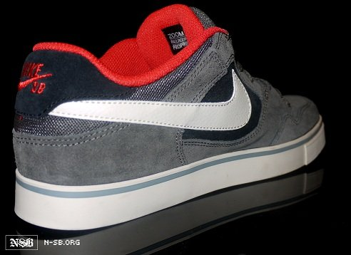 """Nike SB P-Rod 2.5 """"Pigeon"""" - Spring 2012"""