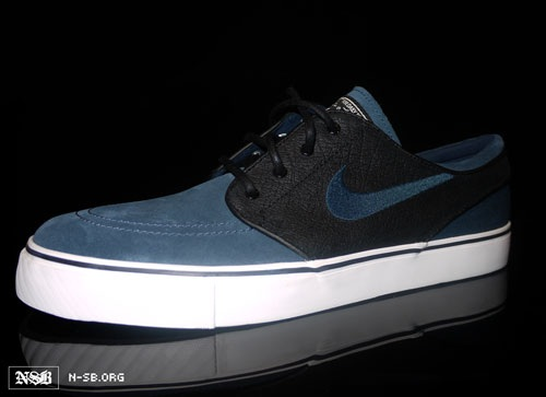 "Nike SB Stefan Janoski ""Nightshade"" - Spring 2012"