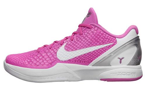 "Nike Zoom Kobe VI ""Think Pink"""
