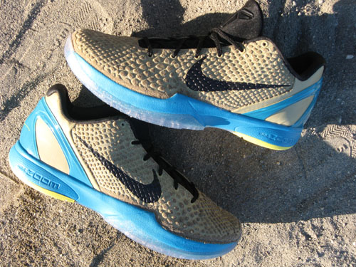 "Nike Zoom Kobe VI - ""Venice Beach"" Customs"