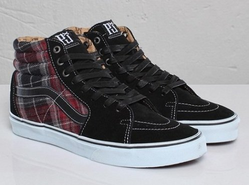 Pearl Jam x Vans Sk8-Hi 20th Anniversary Pack - Available Now