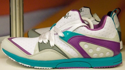 Puma Blaze of Glory - Holiday 2011 Collection