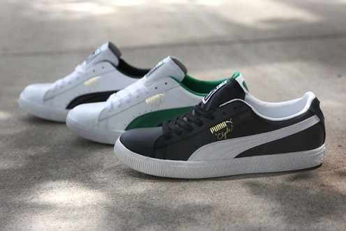 Puma Clyde - Leather Pack  18ef30700