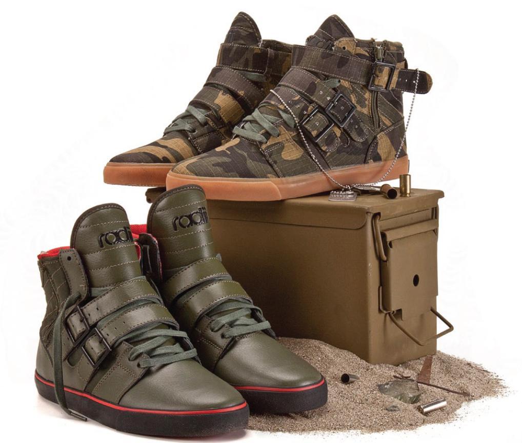 radii footwear p o w pack sneakerfiles