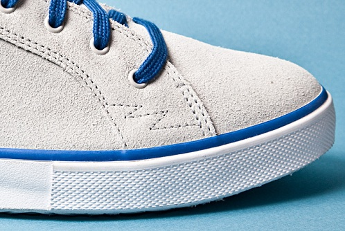 Ransom by adidas Originals The Valley Low - White/Royal