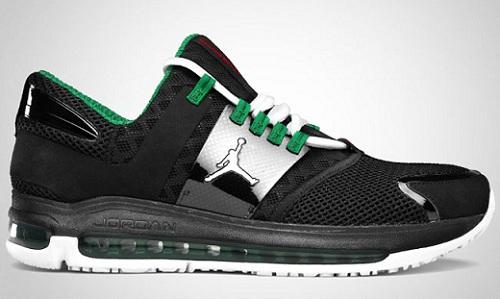Release Reminder: Jordan Alpha Trunner Max Black/White-Classic Green-Varsity Red