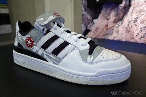 "Star Wars x adidas Originals Forum Low ""Hoth"""