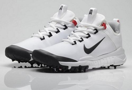 Tiger Woods x Nike - Free Golf Shoe Prototype (White)