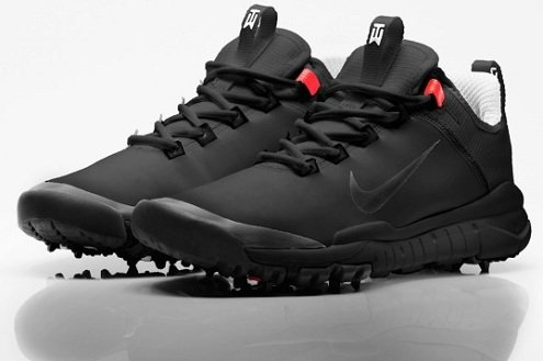 Tiger Woods x Nike - Free Golf Shoe Prototype