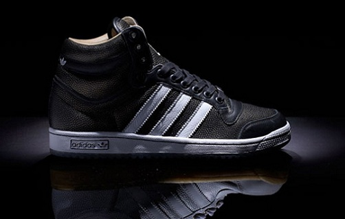 "Undefeated x adidas Originals Top Ten Hi ""B-Sides"" - Release Date"