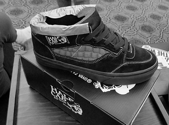 Vans Half Cab - 20th Anniversary - Supreme Exclusive-1