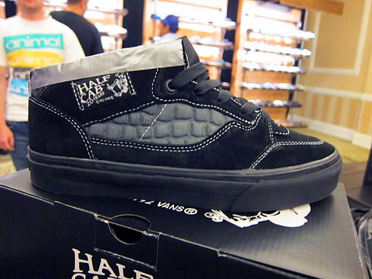 Vans Half Cab - 20th Anniversary - Supreme Exclusive-2