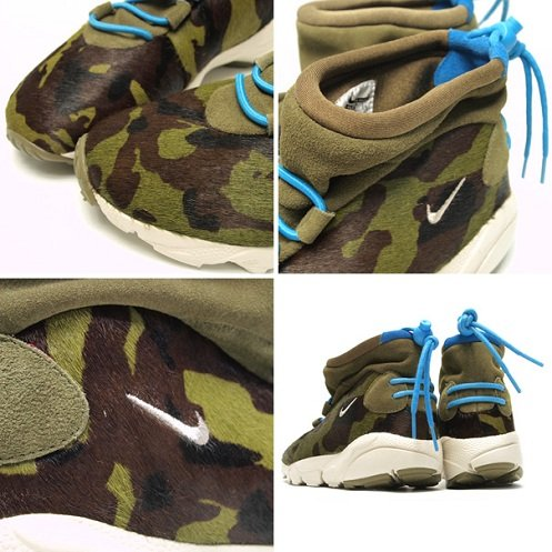 Women's Nike Air Baked - Camouflage