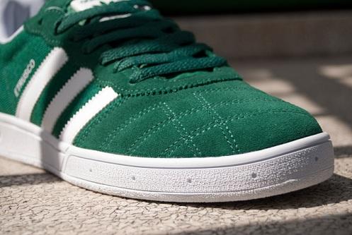 adidas Originals Etrusco - Green Hemp