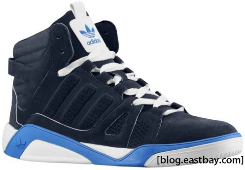 adidas Originals LQC Basketball - Navy/White