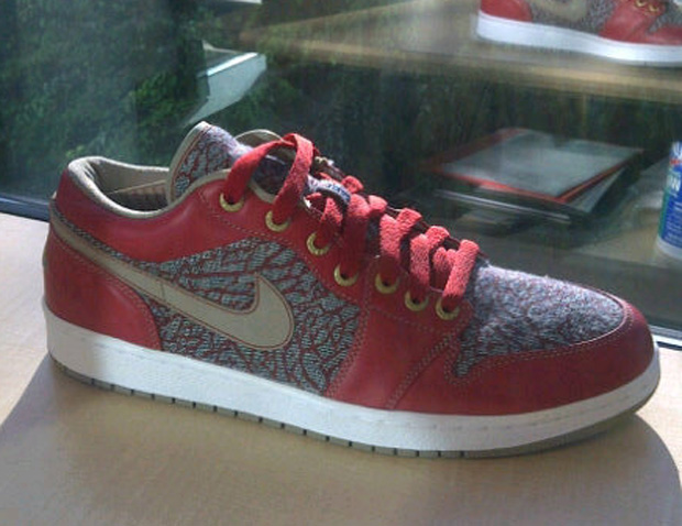 Air Jordan 1 Low  Levi s  - Unreleased Sample  9351958b9