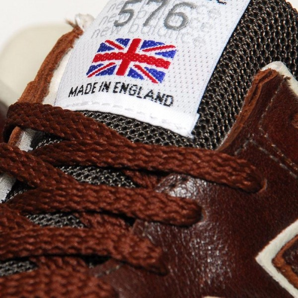 best service ddd84 01c9c New Balance 576 'Brown Leather'   SneakerFiles