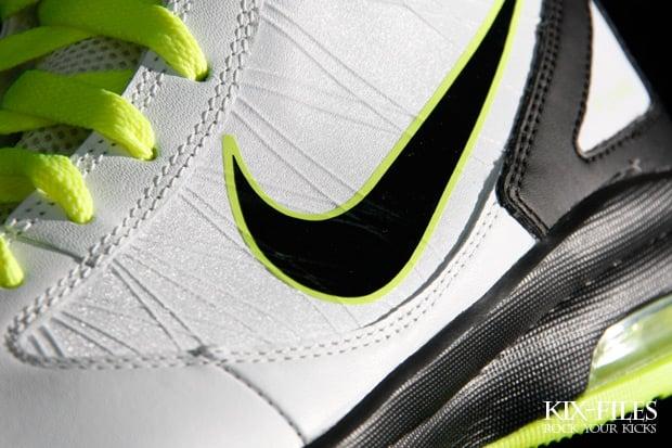 Nike Air Max Destiny - White Black-Volt  415760836