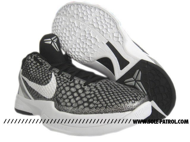 brand new 89dd0 21c0b nike-zoom-kobe-vi-blackwhitesilver-first-look-1