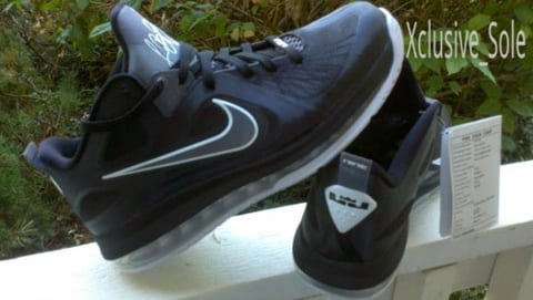 08fbe1f9c6e Nike LeBron 9 Low First Look