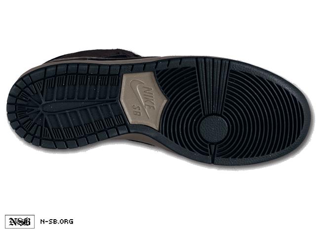 Nike SB Mid Black Iron