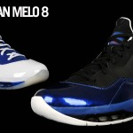 """Air Jordan Melo 8 – Knicks """"Home"""" and """"Away"""" – First Look"""