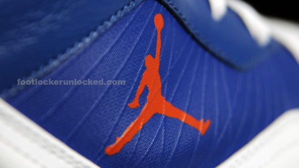 """Air Jordan Melo 8 - Knicks """"Home"""" and """"Away"""" - First Look"""