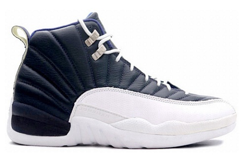 Air Jordan Retro XII (12) Obsidian/White - 2012 Release Confirmation