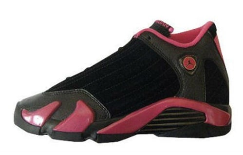 Air Jordan Retro XIV (14) GS - Black/Pink