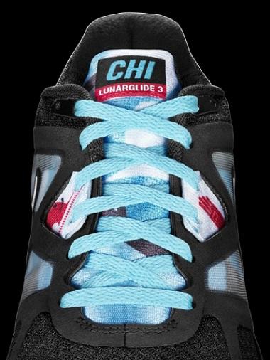 """Akin x Nike LunarGlide+ 3 """"Chicago Marathon"""""""