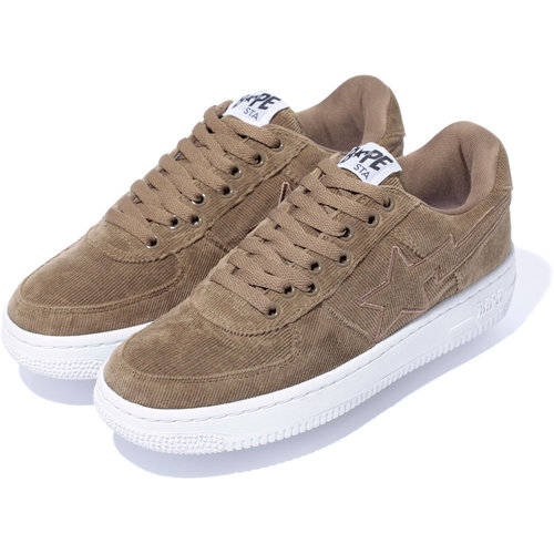 "A Bathing Ape ""Corduroy"" Bape Sta - Available Now"