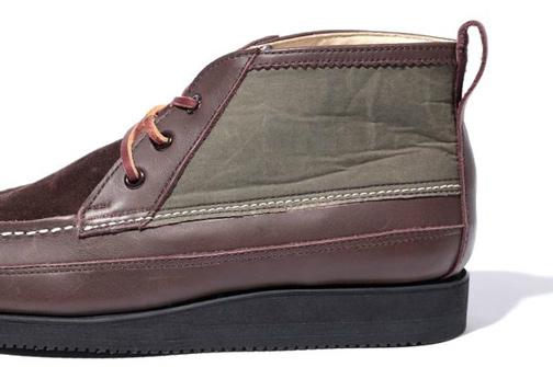 Bape Ursus Moccasin Boot