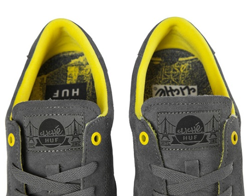 Cliché x Huf Footwear Hufnagel Pro