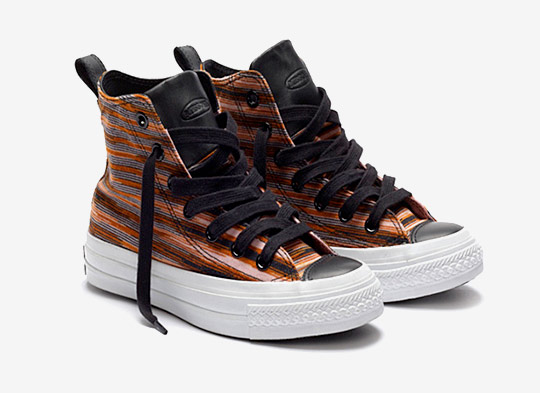 Converse First String x Missoni Chuck Taylor Hi - October 1
