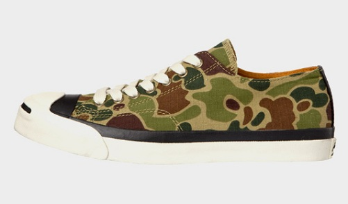 "Converse Jack Purcell Low ""Hunter Camouflage"""