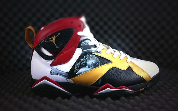 check out 54337 ac759 Custom Air Jordan VII (7) Retro | SneakerFiles