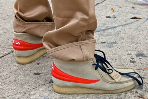 "Fila x Clarks ""Filabees"" - Preview"