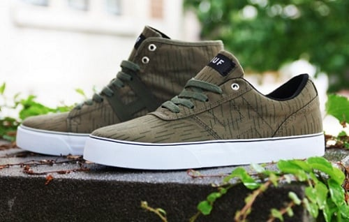 "Huf Choice & Hupper ""Rain Camouflage"" - Fall/Winter 2011"