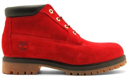 Kinetics x Timberland 4-Eye Chukka Boots