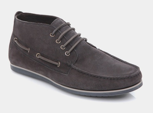 Lanvin Calfskin Tubular Boots