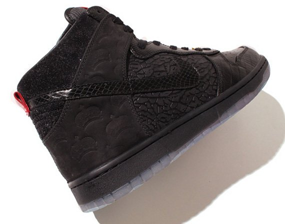 Mighty Crown x Nike Sportswear Dunk High Premium - 20th Anniversary