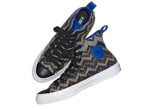 Missoni x Converse Chuck Taylor All-Star - Fall 2011